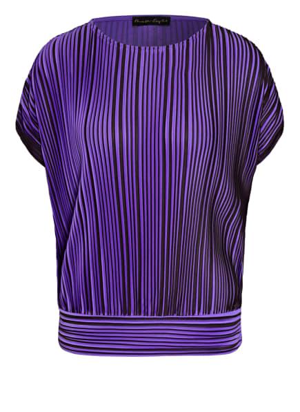 Phase Eight Blusenshirt PACEY , Farbe: SCHWARZ/ LILA (Bild 1)