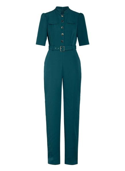 damsel in a dress Jumpsuit ANNIKA, Farbe: PETROL (Bild 1)