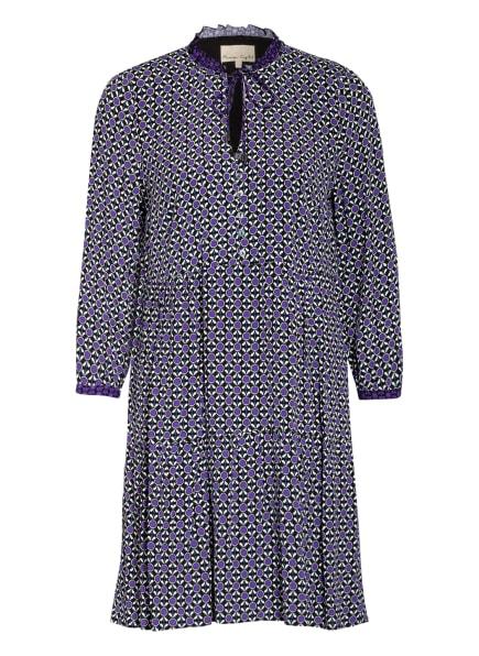 Phase Eight Kleid DAVINA mit 3/4-Arm , Farbe: LILA/ WEISS/ SCHWARZ (Bild 1)