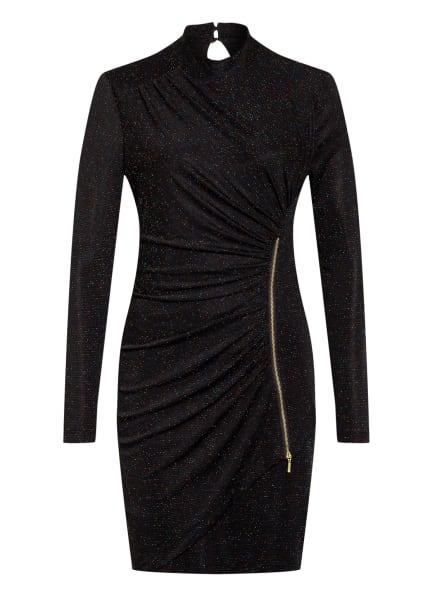 damsel in a dress Kleid IRISE mit Glitzergarn , Farbe: SCHWARZ (Bild 1)