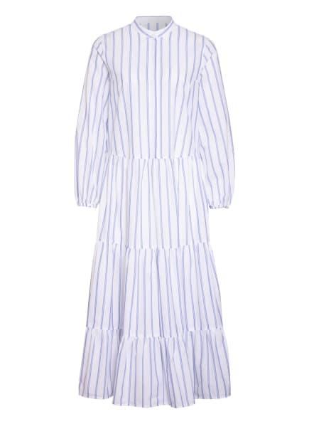 ROBERT FRIEDMAN Kleid DENISE , Farbe: WEISS/ BLAU (Bild 1)