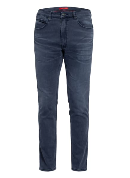 HUGO Jeans HUGO Extra Slim Fit, Farbe: 430 BRIGHT BLUE (Bild 1)