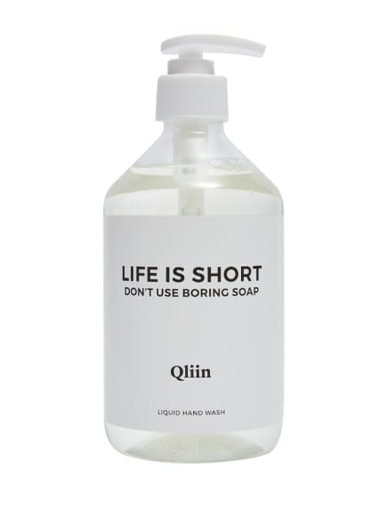 Qliin LIFE IS SHORT (Bild 1)