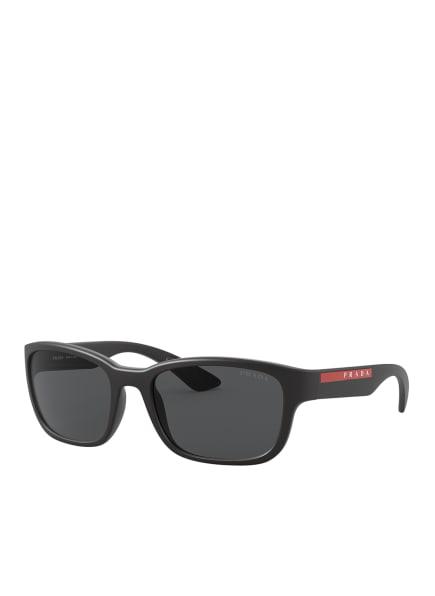 PRADA Sonnenbrille PS 05VS, Farbe: 1BO5S0 - SCHWARZ/ GRAU (Bild 1)