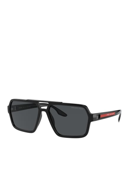 PRADA Sonnenbrille PS 01XS, Farbe: 1AB02G BLACK (Bild 1)