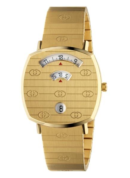 GUCCI Armbanduhr GRIP, Farbe: GOLD (Bild 1)