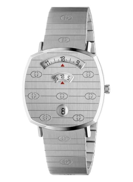 GUCCI Armbanduhr GRIP, Farbe: SILVER (Bild 1)