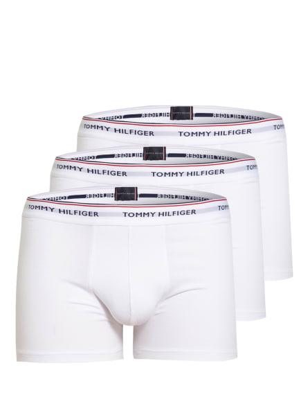 TOMMY HILFIGER 3er-Pack Boxershorts, Farbe: WEISS (Bild 1)