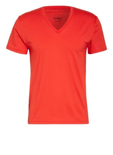 mey V-Shirt Serie DRY COTTON , Farbe: ROT (Bild 1)