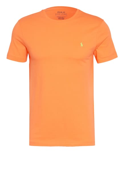 POLO RALPH LAUREN T-Shirt, Farbe: ORANGE (Bild 1)