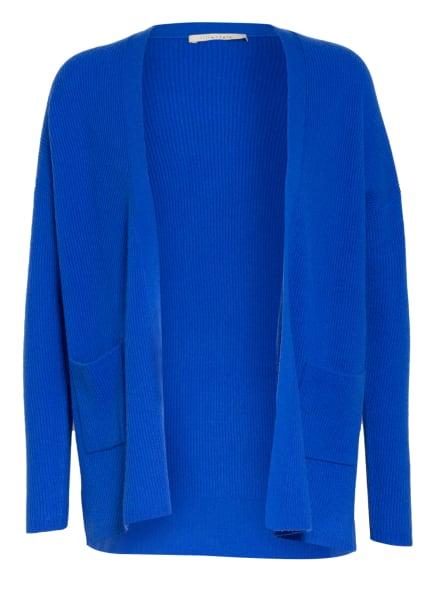 lilienfels Strickhülle aus Cashmere, Farbe: BLAU (Bild 1)