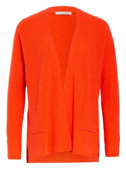 lilienfels Strickhülle aus Cashmere, Farbe: ORANGE (Bild 1)