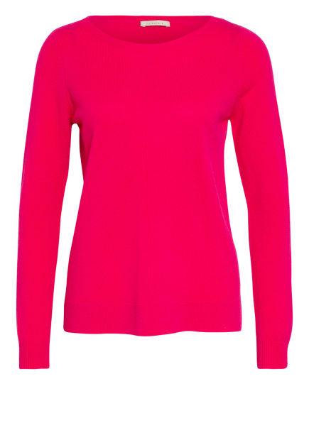 lilienfels Cashmere-Pullover , Farbe: NEONPINK (Bild 1)