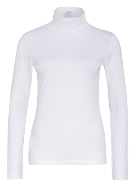 BOVIVA Rollkragenshirt, Farbe: WEISS (Bild 1)