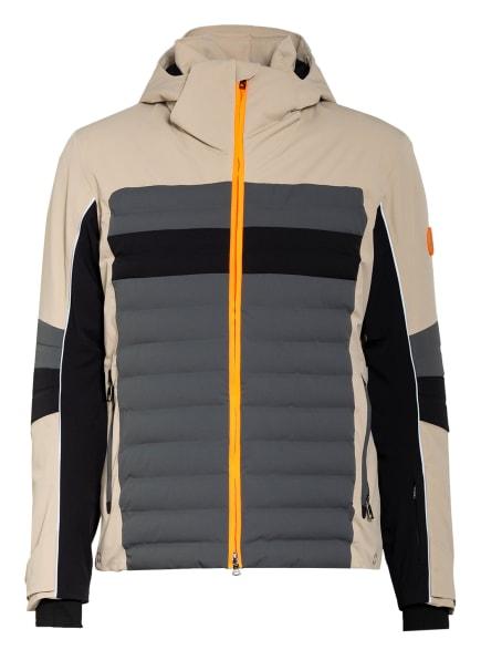 BOGNER Skijacke LECH-T, Farbe: BEIGE/ GRAU/ SCHWARZ (Bild 1)