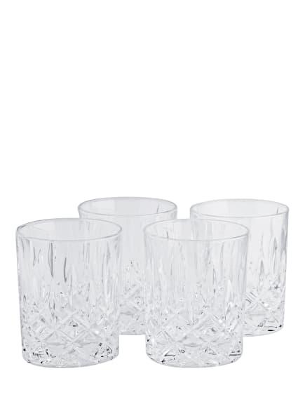 RIEDEL 4er-Set Whiskygläser VIVANT DOUBLE OLD FASHIONED, Farbe: TRANSPARENT  (Bild 1)