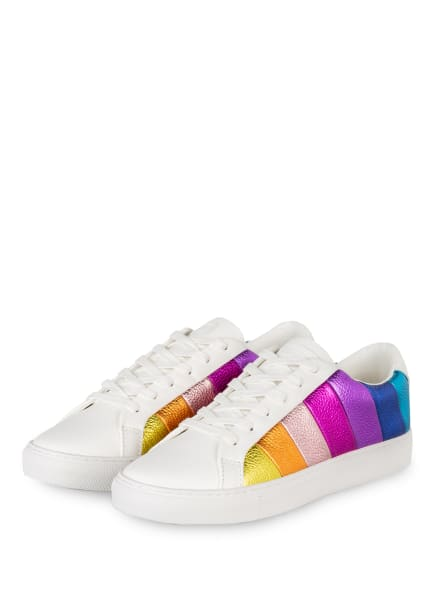 KURT GEIGER Sneaker LANE , Farbe: BLAU/ PINK/ WEISS (Bild 1)