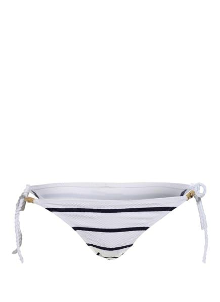 heidi klein Bikini-Hose CORE ROPE, Farbe: WEISS/ SCHWARZ (Bild 1)