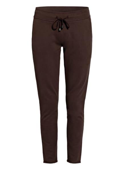 Juvia Sweatpants, Farbe: DUNKELBRAUN (Bild 1)