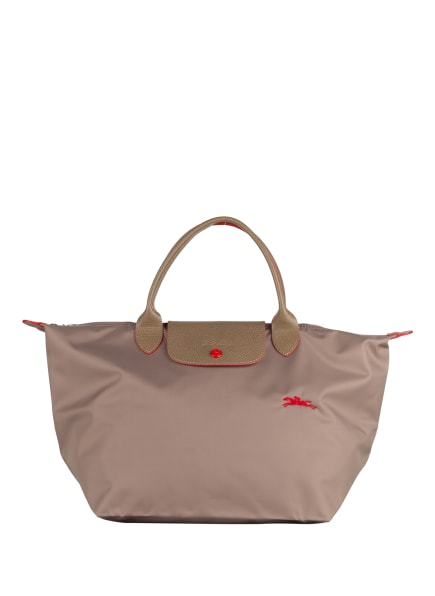 LONGCHAMP Handtasche LE PLIAGE CLUB M, Farbe: TAUPE (Bild 1)