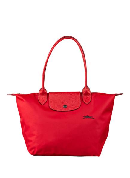 LONGCHAMP Shopper LE PLIAGE CLUB S, Farbe: ROT (Bild 1)