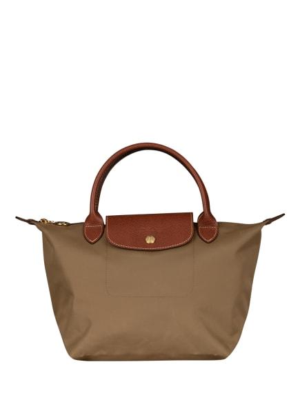LONGCHAMP Handtasche LE PLIAGE S, Farbe: HELLBRAUN (Bild 1)