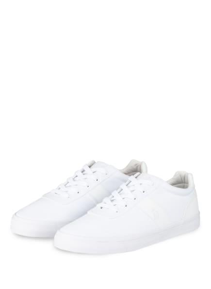 POLO RALPH LAUREN Sneaker HANFORD, Farbe: WEISS (Bild 1)