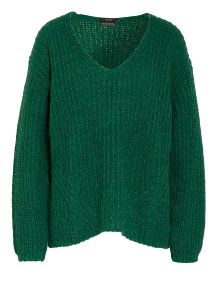 SET Pullover, Farbe: DUNKELGRÜN (Bild 1)