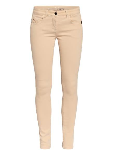 PATRIZIA PEPE Skinny Jeans, Farbe: B699 MASTIC (Bild 1)
