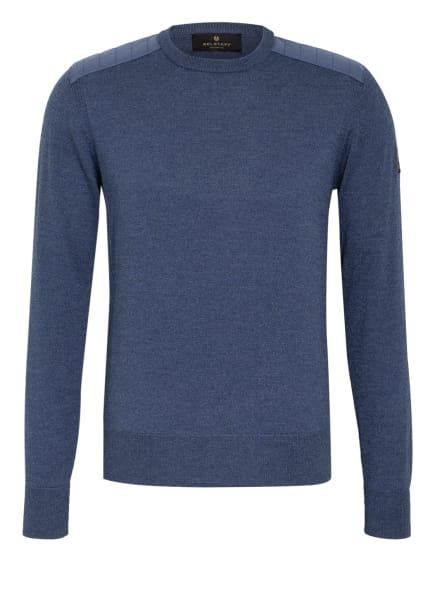 BELSTAFF Pullover KERRIGAN, Farbe: BLAU (Bild 1)