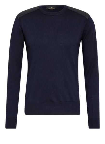 BELSTAFF Pullover KERRIGAN, Farbe: DUNKELBLAU (Bild 1)