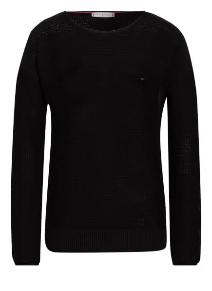 TOMMY HILFIGER Pullover HAYANA , Farbe: SCHWARZ (Bild 1)