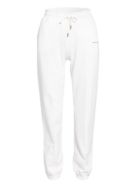 NINETY PERCENT Sweatpants, Farbe: WEISS (Bild 1)