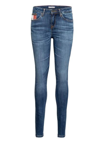 TOMMY HILFIGER Skinny Jeans NORA, Farbe: BLAU (Bild 1)