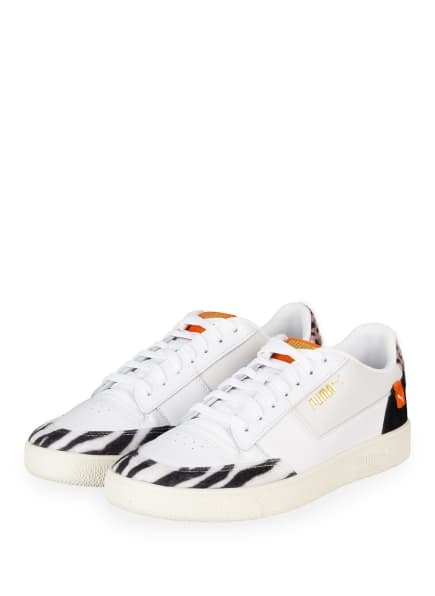 PUMA Sneaker RALF SAMPSON, Farbe: WEISS/ SCHWARZ (Bild 1)