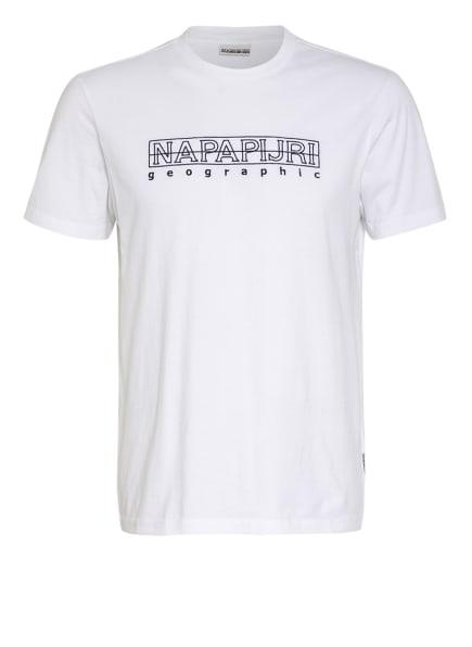 NAPAPIJRI T-Shirt SEBEL, Farbe: WEISS (Bild 1)