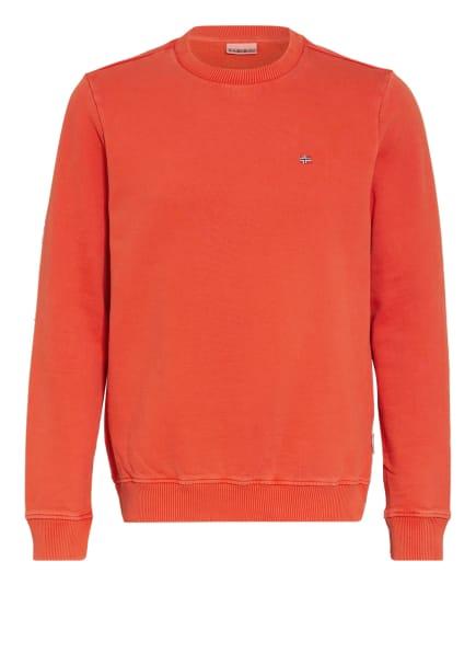 NAPAPIJRI Sweatshirt , Farbe: ORANGE (Bild 1)