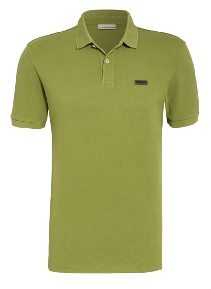 NAPAPIJRI Piqué-Poloshirt ELLIN, Farbe: GRÜN (Bild 1)
