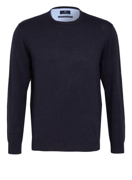 STROKESMAN'S Pullover, Farbe: DUNKELBLAU (Bild 1)