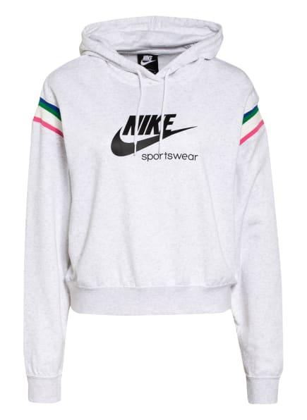 Nike Hoodie HERITAGE, Farbe: GRAU (Bild 1)