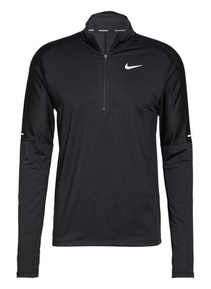 Nike Laufshirt , Farbe: SCHWARZ (Bild 1)