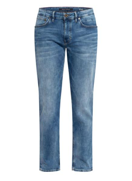 Marc O'Polo Jeans Regular Fit mit verkürzter Beinlänge, Farbe: 051 authentic mid (Bild 1)