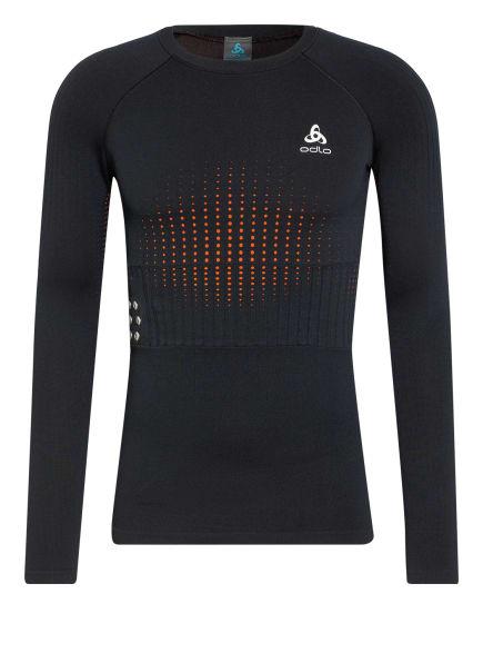 odlo Funktionswäsche-Shirt I-THERMIC, Farbe: SCHWARZ (Bild 1)