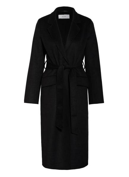 REISS Mantel ELLIE mit Wolle, Farbe: SCHWARZ (Bild 1)