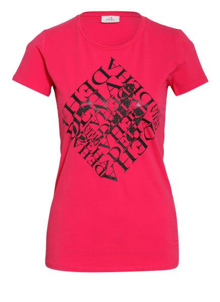 DEHA T-Shirt, Farbe: FUCHSIA/ SCHWARZ (Bild 1)
