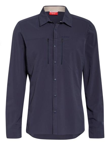 CRAGHOPPERS Hemd Slim Fit, Farbe: DUNKELBLAU (Bild 1)
