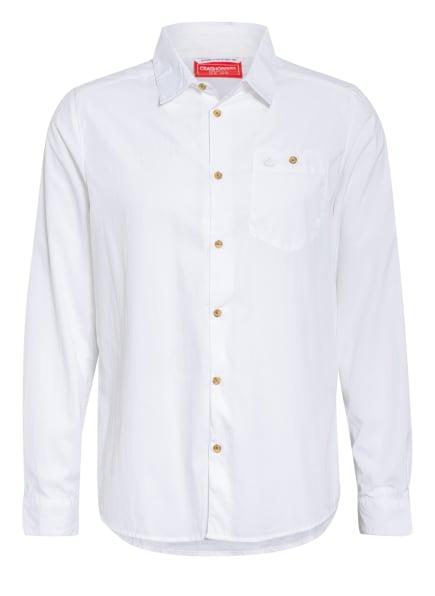 CRAGHOPPERS Hemd Slim Fit, Farbe: WEISS (Bild 1)
