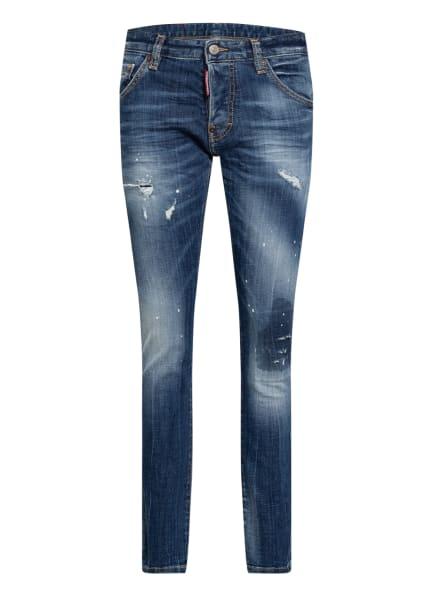 DSQUARED2 Destroyed Jeans , Farbe: DQ01 DENIM (Bild 1)