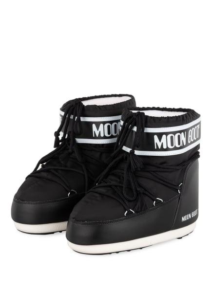 MOON BOOT Moon Boots CLASSIC LOW, Farbe: 001 BLACK (Bild 1)