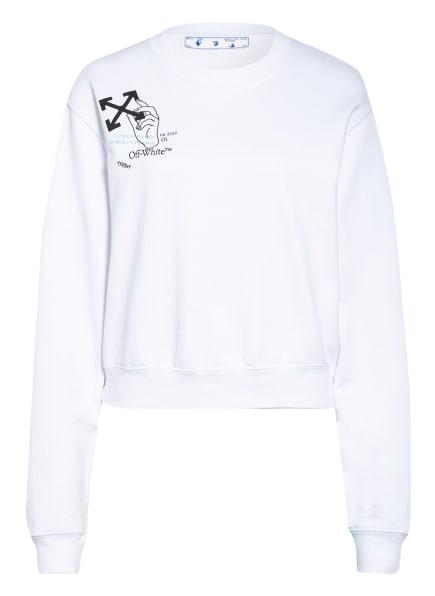 Off-White Sweatshirt , Farbe: WEISS/ SCHWARZ (Bild 1)